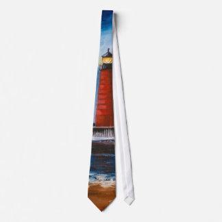 Lonely Beacon tie
