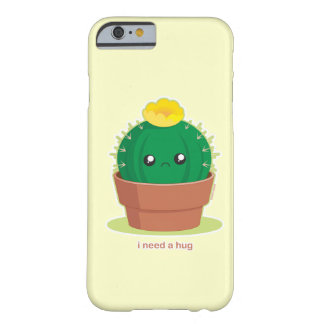 Lonely Cactus Barely There iPhone 6 Case