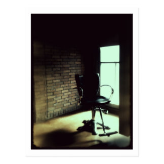 Lonely Chair Postcard