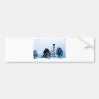 Lonely Church Bumper Sticker