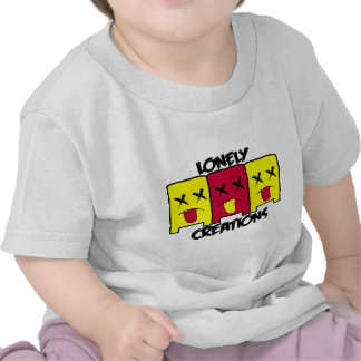 Lonely creations tongues out tshirts
