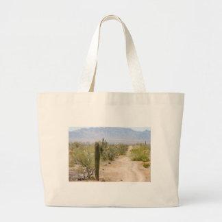 Lonely Desert Road 02 Bags