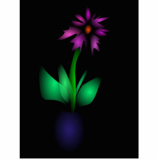 Lonely Flower Photo Cut Outs