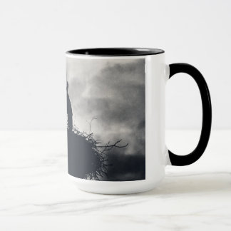 Lonely guard - Lonely custodian Mug
