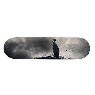 Lonely guard - Lonely custodian Skate Board Decks