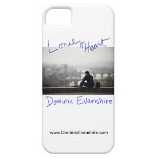 Lonely Heart iPhone 5 case