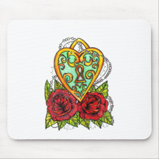 LONELY HEARTS CLUB MOUSE PAD