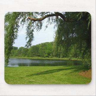 Lonely Lake 2 Mousepad