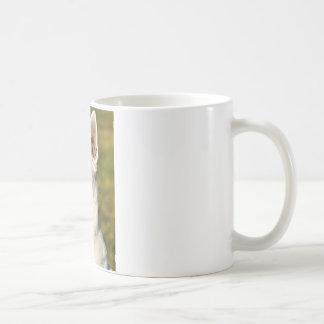 Lonely like the wolf coffee mug