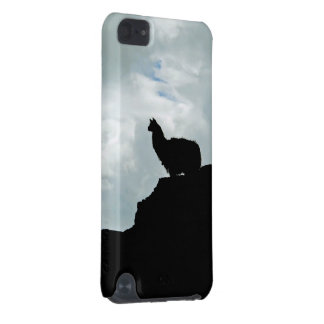 Lonely Llama silhouette iPod Touch 5G Cover