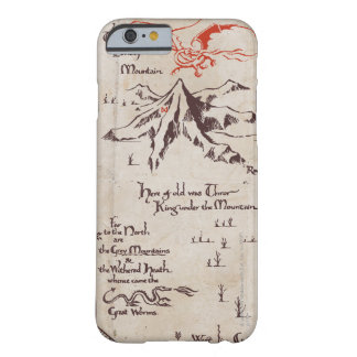 Lonely Mountain Barely There iPhone 6 Case