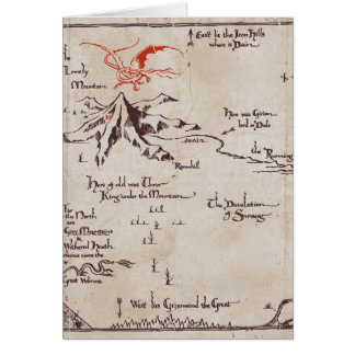 Lonely Mountain Card