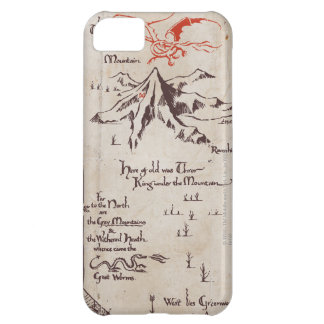 Lonely Mountain iPhone 5C Cover
