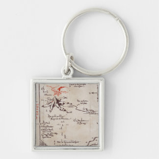 Lonely Mountain Keychain