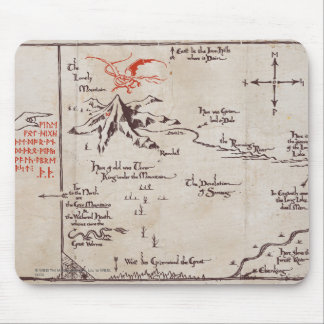 Lonely Mountain Mouse Pads