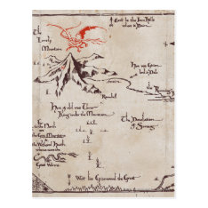 Lonely Mountain Postcard at Zazzle