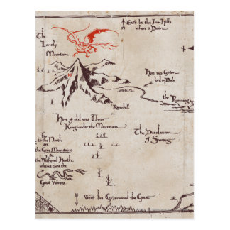 Lonely Mountain Postcard