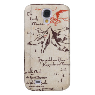 Lonely Mountain Samsung Galaxy S4 Case