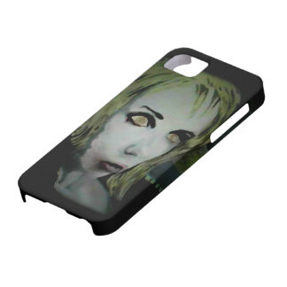 'Lonely Night Ghoul' on an iPhone5 case
