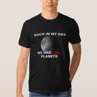Lonely Pluto T-Shirt