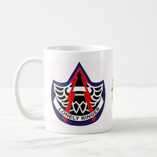Lonely Ringer - ASA Vietnam Veteran Coffee Mug