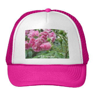 Lonely Rose Trucker Hat