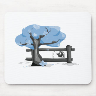 Lonely Sheep Mousepad