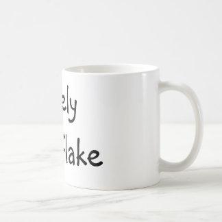 Lonely Snowflake Coffee Mug