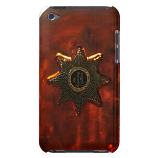 Lonely star wild west vintage style iPod touch cover