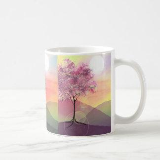 Lonely Tree 3X Mugs