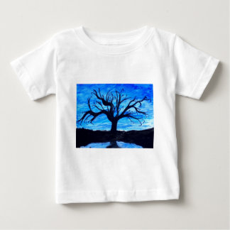 Lonely Tree Baby T-Shirt