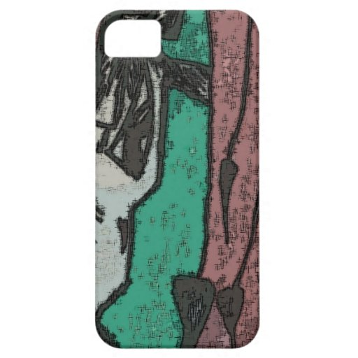 lonely tree iPhone 5 cases