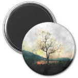 Lonely Tree Magnet