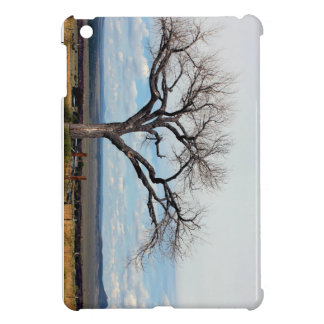 Lonely tree - New Mexico. Cover For The iPad Mini