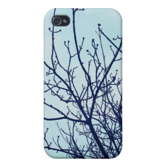 Lonely Winter Day Photography Art Speck Case
