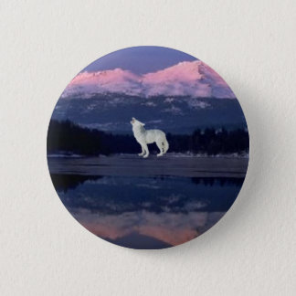Lonely Wolf Button
