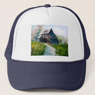 Lonely Wooden Barn Hat