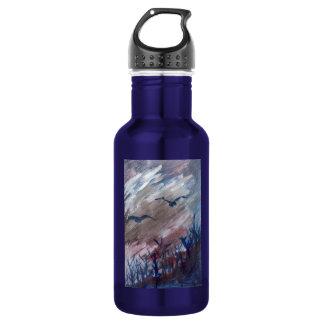 LONER Liberty Bottleworks Aluminum Stainless Steel Water Bottle