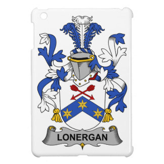 Lonergan Family Crest Cover For The iPad Mini