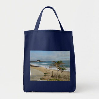 Lonesome Beach Tote Bag