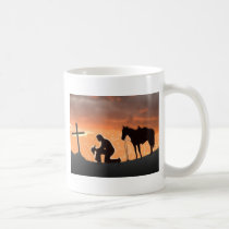 Lonesome Cowboy Coffee Mug