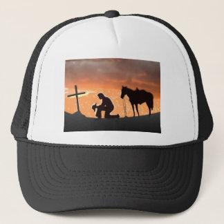 Lonesome Cowboy Trucker Hat