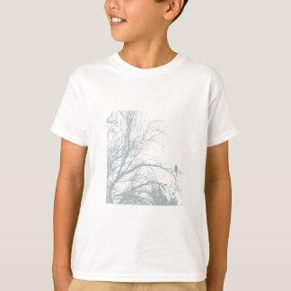 LONESOME DOVE, AQUA T-Shirt