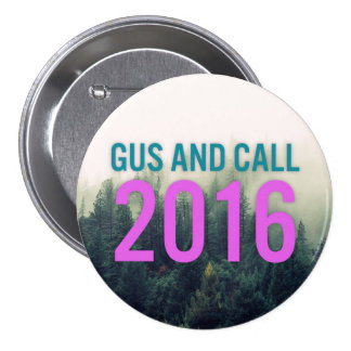 Lonesome Dove Gus and Call in 2016 Pinback Button