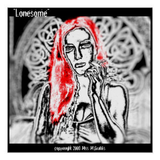 """Lonesome"" Poster"