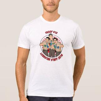 Lonestar Staff Troop 412 T-Shirt