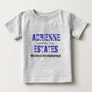 Long2 A Estates Baby T-Shirt