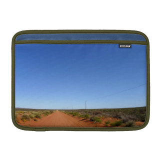 Long and Dusty Road MacBook Air Sleeve