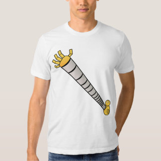 Long Arm of the Law Tees