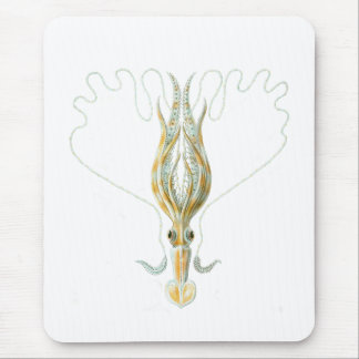 Long-armed Squid Mouse Pad